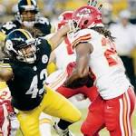 Dulac's Game 15 matchup: Steelers vs. Chiefs
