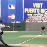 Photo of the Day: Major League Baseball's Puerto Rico debut