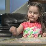 3-year-old 'little Einstein' accepted into Mensa