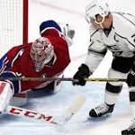 Kings fall to Montreal, 6-2, despite outshooting the Canadiens