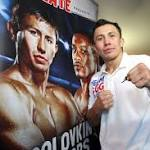 Golovkin focused on Jacobs as Canelo fight is imminent
