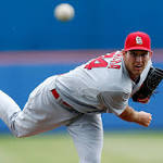 Cards' Michael Wacha set for debut