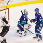 Ducks officially eliminate Canucks, 3-0