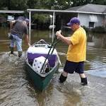 Obama Saw Different Face of Battered Louisiana Than Bush