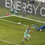 Ronaldo wins Bale duel to reach second final with Portugal