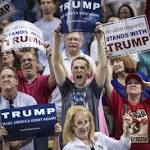 Stop Trump campaign vows to press on as many in GOP retreat to sidelines
