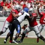 UB shows grit in loss to No. 2 Ohio State