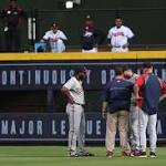 Atlanta's bats go silent in extras in 4-1 loss to Nationals