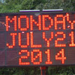 Repaving Of Palisades Interstate Parkway Begins Monday