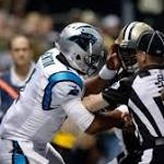 Carolina Panthers blow out rival New Orleans Saints 41-10