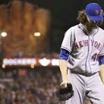 Jacob deGrom picks worst night for worst outing of his career
