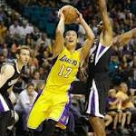 Los Angeles Lakers – Jeremy Lin With His Best of the Preseason