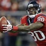 Report: Andre Johnson wants a trade, four teams interested