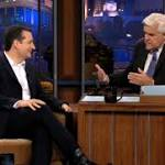 Ted Cruz makes his late-night debut