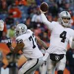 Derek Carr Must Make Major Strides to Make Raiders Relevant Again