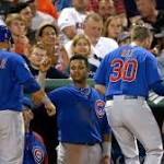 Cubs Crush Red Sox, Cardinals Blank Giants