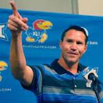 KU interim coach Clint Bowen ready to bring enthusiasm to job
