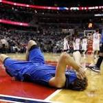 Townsend: Mavs' Carlisle not surprised by Nowitzki's toughness, game ...