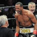 James DeGale first to the punch