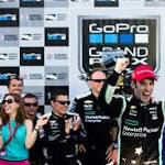 Simon Pagenaud breaks through for first IndyCar title