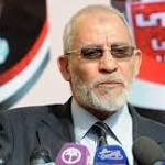 Egypt Muslim Brotherhood leader held