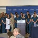 Supportive care may help American Ebola patients survive