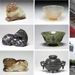 Gang stole Chinese artefacts and rhino horn worth up to £57MILLION in raids