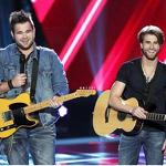 'The Voice' recap: Isn't it bromantic?