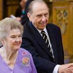 Frances Monson, wife of LDS president Thomas S. Monson dies at 85