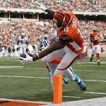 NFL roundup: Bengals, Panthers play to tie