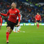 Cardiff 2-1 Norwich: Bluebirds fight back for first league win under Solskjaer