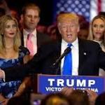 Trump emerges as 'presumptive' GOP nominee, turns focus to November