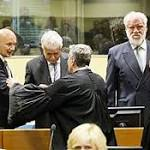 UN court convicts 6 Bosnian Croats of atrocities