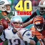 40 things we learned in Week 7 of the 2016 NFL season