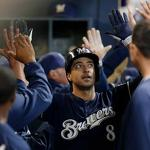 Brewers lose control in seventh inning