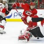 Brownlow: Power Play: Hurricanes lose OT heartbreaker to red-hot Senators