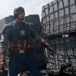 'Captain America' ends brutal winter with summer blockbuster action