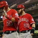 Iannetta's sac fly in 9th lifts Angels over Twins