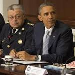 Obama to use executive order to launch task force on policing