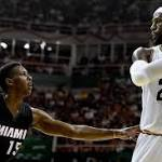 Miami Heat rally falls short as LeBron James and Cavs prevail in OT