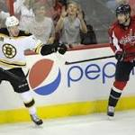 Reilly Smith of Bruins continues to struggle