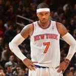 Knicks still among faves for Carmelo Anthony