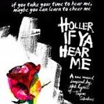 Tupac Show 'Holler If Ya Hear Me' Meets Swift Demise on Broadway