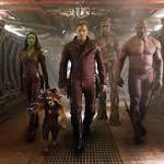'Guardians of the Galaxy' conquer Billboard album chart