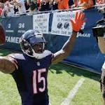 Bears WR situation unsure going into 49ers game