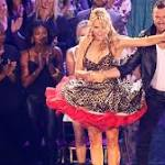 'Dancing With the Stars' Bids Lea Thompson Adieu; Youngest and Oldest ...