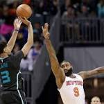 Knicks falter in rematch