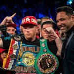 Canelo Alvarez vacates WBC belt to avoid 'artificial deadlines' for GGG fight