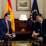 Rajoy Sees Spain's Recovery in Danger Without a Government