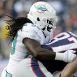 Dannell Ellerbe to IR, Dolphins sign Kelvin Sheppard